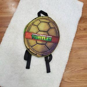 EUC Ninja Turtles Mini Backpack